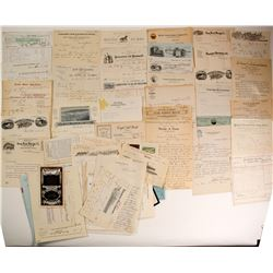 Washoe County Ephemera Collection  (99790)