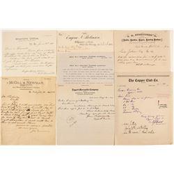White Pine County Ephemera Collection  (99664)
