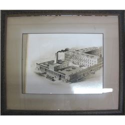 John Kroder & Henry Reubel Co. Building Drawing  (86877)