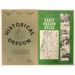 Oregon Atlas' (2)  (100072)