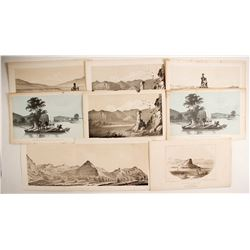 Stansbury Expedition Prints  (22055)