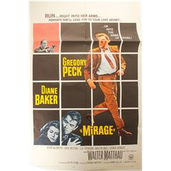 """Mirage"" Movie Poster  (89936)"