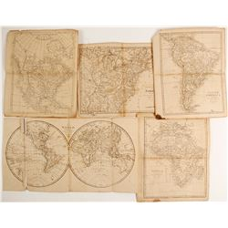 World Maps (5)  (89905)