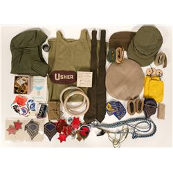 Miscelanious Military Items  (75706)
