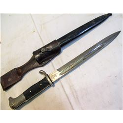 Solingen Dress Bayonet and Scabbard  (85134)