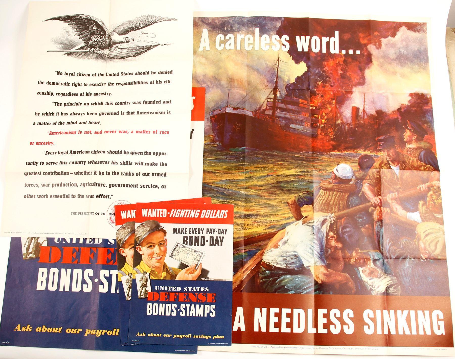 WW2 Posters (5) (89101)