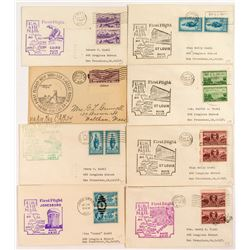 First Flight Covers, 8 count  (52024)