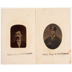 Expressman Photo, c 1865  (90966)