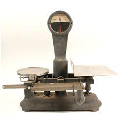 Cast Iron Detecto-Gram Scale  (100005)