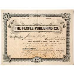 People Publishing Company Stock  (90407)