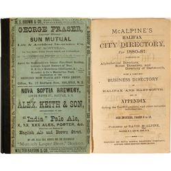 Directory / Halifax, Nova Scotia  (89571)