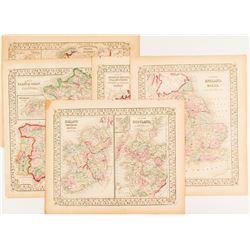 Maps of Western Europe (6)  (54238)