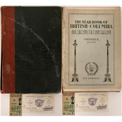 Year Book of British Columbia  (90998)