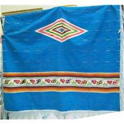 Southwest Mexico Rug/Blanket  (85825)