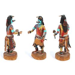 Kachina Doll with Rattle  (87604)