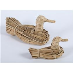 Joey Allen Duck Decoys (2)  (87848)