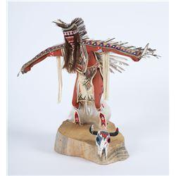 Kachina Doll (Paiute)  (85925)