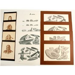 William A Moore Native American Prints (17)  (87468)