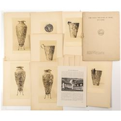 Minoan Art and Archaeology with 10 Photos  (52816)