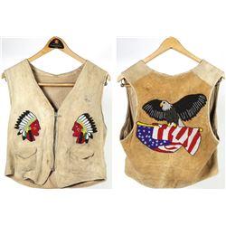 Paiute Boy's Vest (91257)