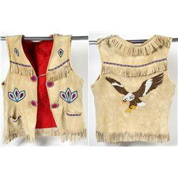 Paiute Boy's Vest  (91256)