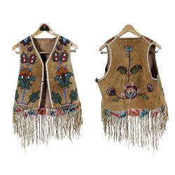 Buckskin Vest for Women  (87745)