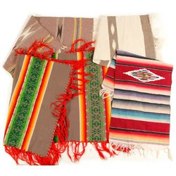 Native American Shawls (4)  (80871)