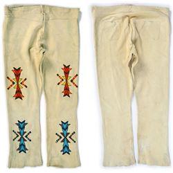 Smoked Buckskin Pants  (87741)