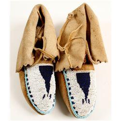 Childrens East Shoshone Moccasins  (90975)
