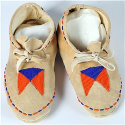 Beaded Moccasins   (87510)