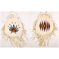 Beaded Handbag by Agnes Kenmille  (56832)