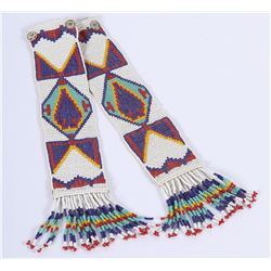 Paiute Beaded Wrist Bands  (85947)