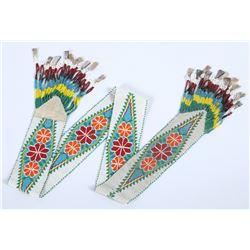 Paiute Beaded Sash/Belt  (87809)