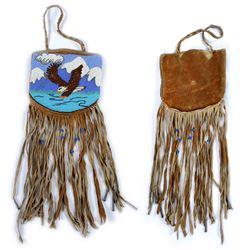 Beaded Purse (Native American)  (87872)