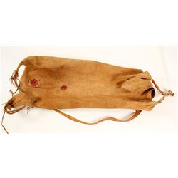 Deer Skin Bag (Paiute)  (88546)