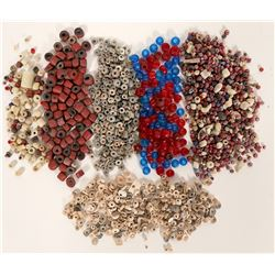 Bag of Native AmericanTrade Beads  (87623)