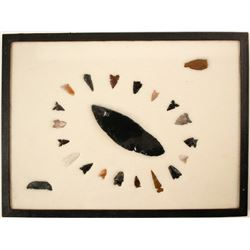 Obsidian Scraper and Points Display  (90263)