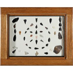 Projectile Points and tools   (87714)