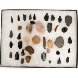 Scraper tools and Projectile Points  (90289)