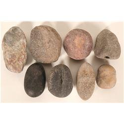Stone Hand Tools (8)  (98056)