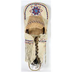 Baby Basket by Elmira Copeland (Paiute)  (87543)