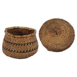 Havasupai Basket  (87578)