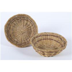 Pomo Baskets (2)  (85904)