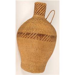 Basket (Paiute Seed/Storage Bottle)  (90674)