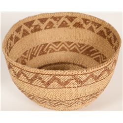 Basket for Cooking (Paiute)  (90675)