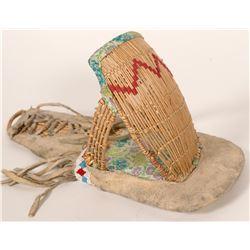 Paiute Doll Cradle Board  (90681)