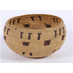 Paiute Washoe Basket  (87855)