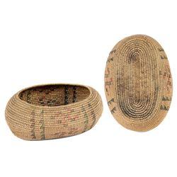 Shoshone Basket (Native American)  (87566)