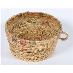 Shoshone Basket with Handle  (87574)
