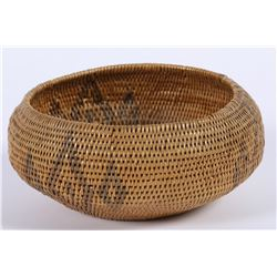 Shoshone Close Stitch Basket  (87822)